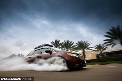 minivan-burnout