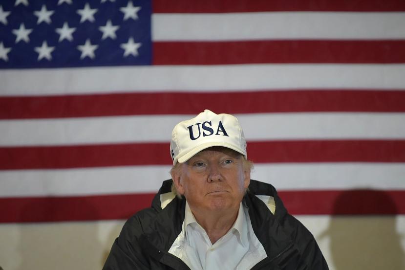 US-STORM-POLITICS-TRUMP