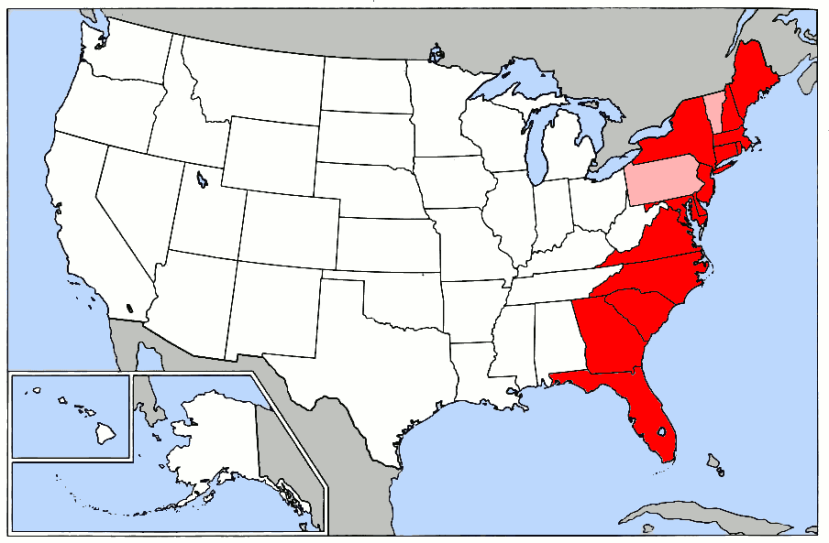 Map_of_USA_highlighting_Eastern_Seaboard