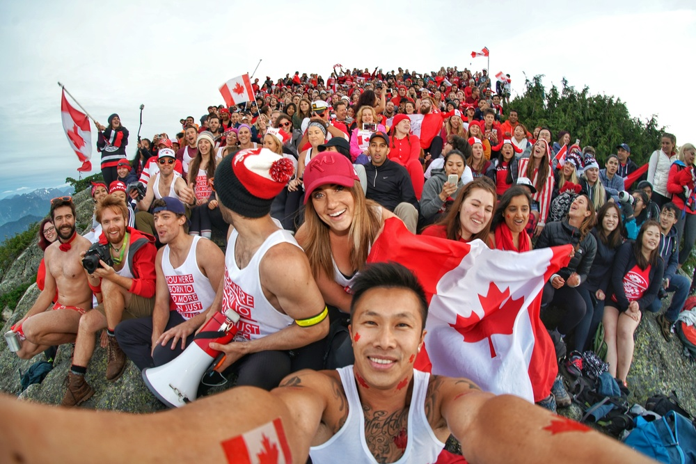 Image result for Canadian people