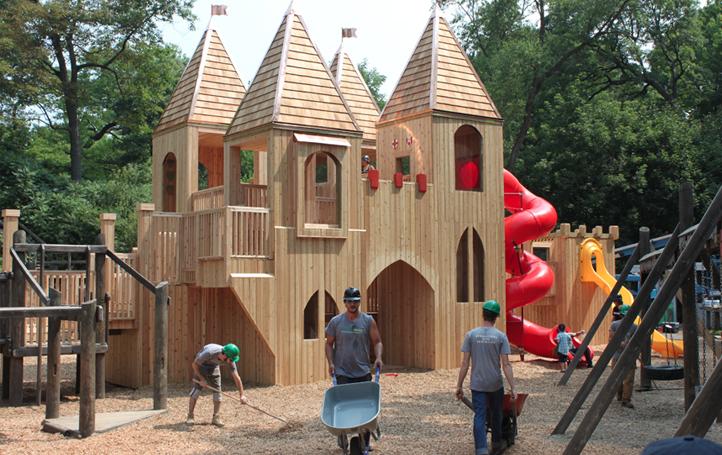 High Park Castle