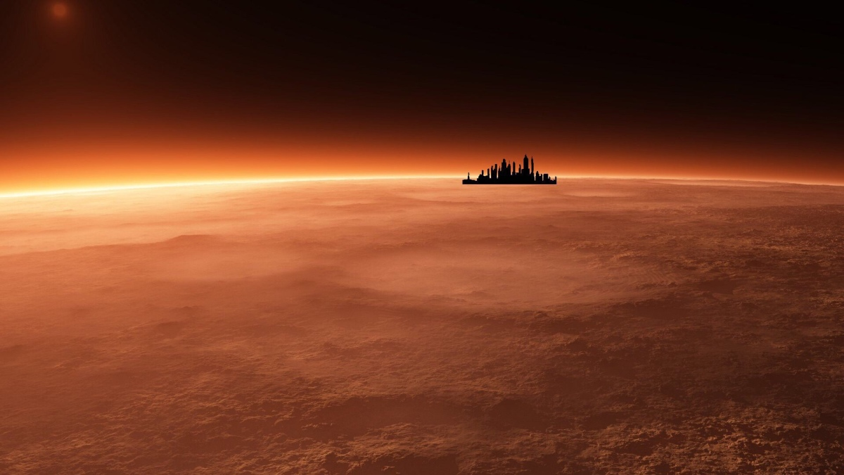 Experts Say Vast Deserts, Absence Of Life, May Indicate Mars Was Once Run By Conservatives