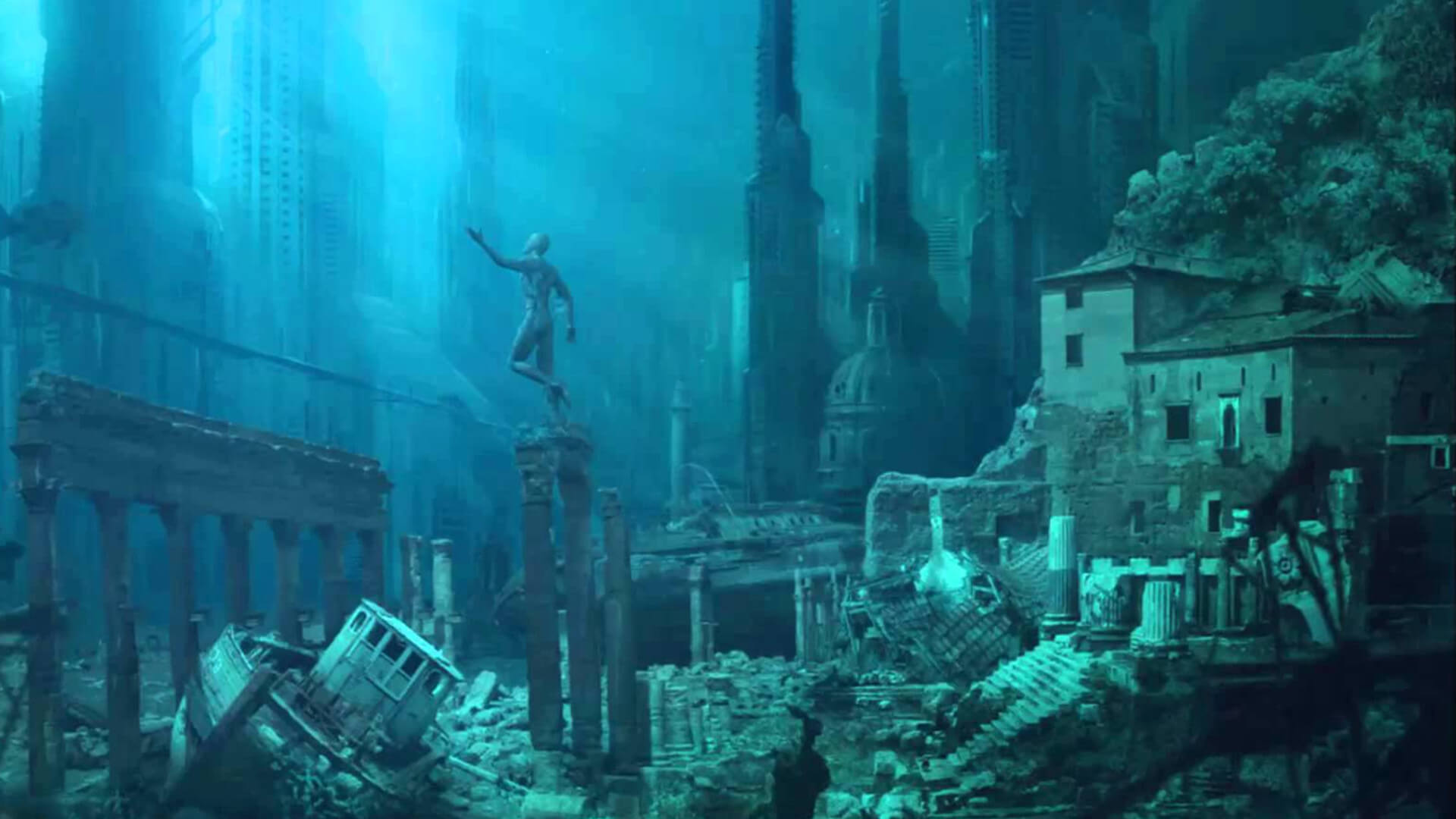 Residents Of Lost City Of Atlantis Still Waiting For Clear Evidence Sea Levels Are Rising
